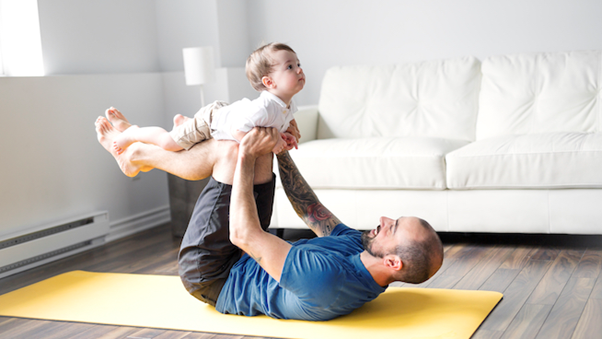 Best home gym equipment for dad bods